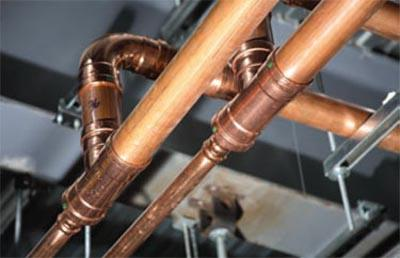 M e works for Plastic vs copper water pipes